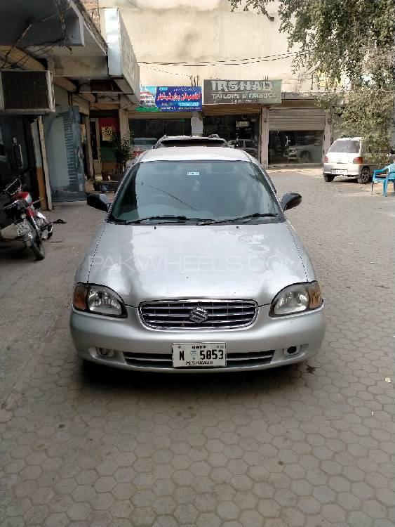 Suzuki Baleno JXR 2003 Image-1