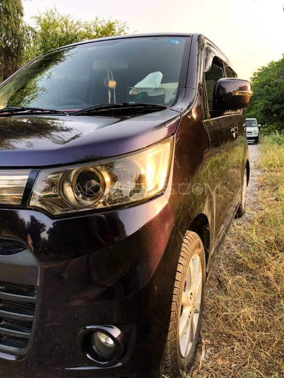 Suzuki Wagon R Stingray X 2014 Image-1