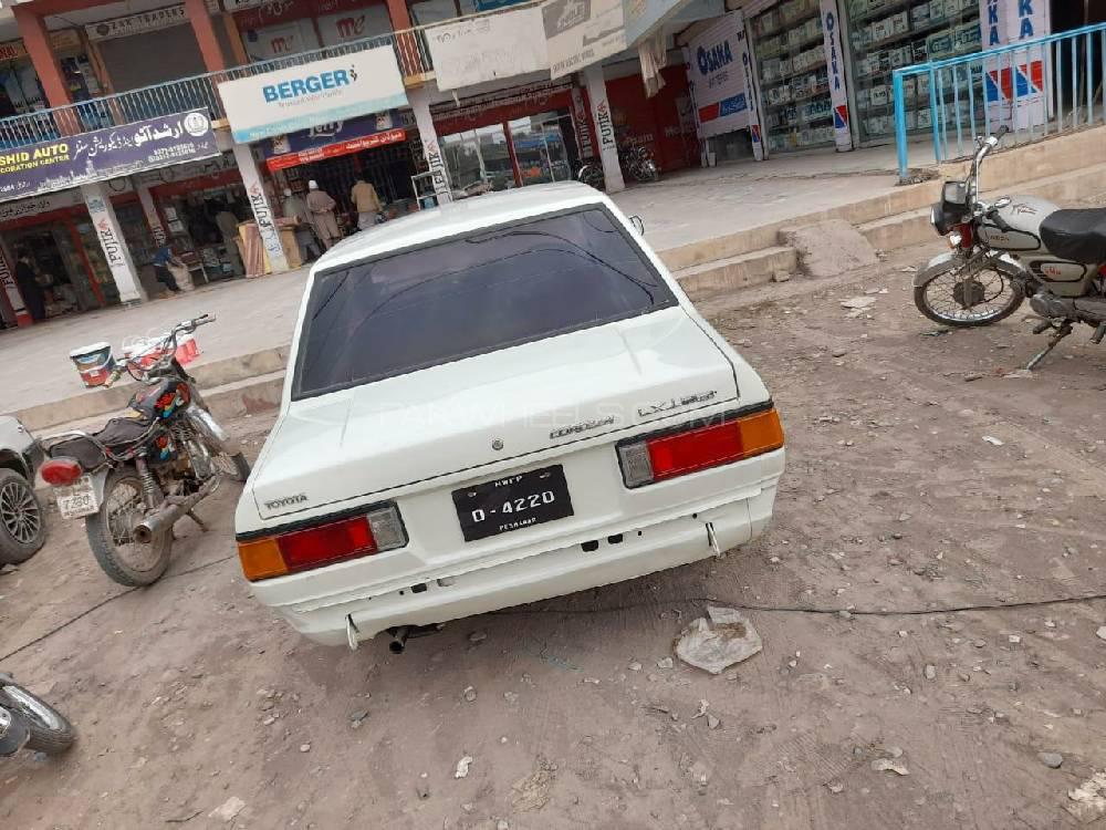 Toyota Corolla LX Limited 1.3 1981 Image-1