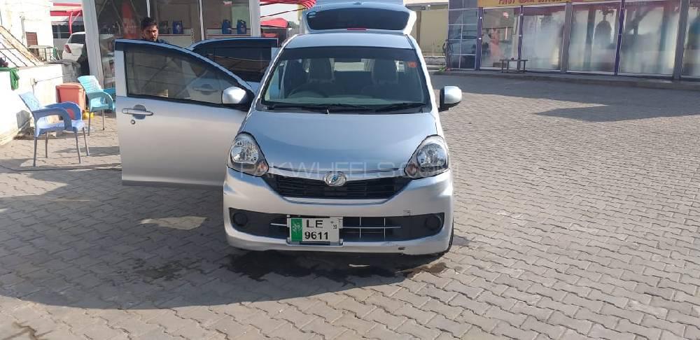 Daihatsu Mira Custom L 2016 Image-1