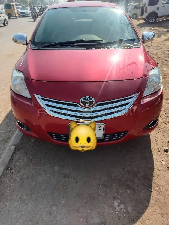 Toyota Belta X Business A Package 1.0 2011 Image-1