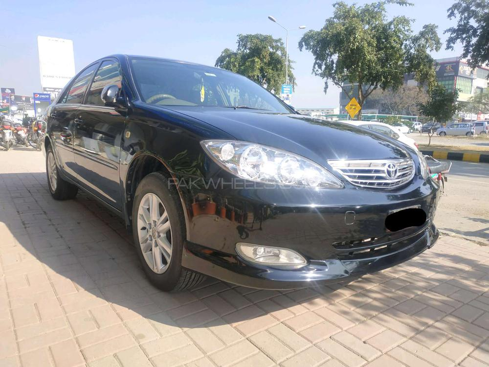 Toyota Camry G 2004 Image-1