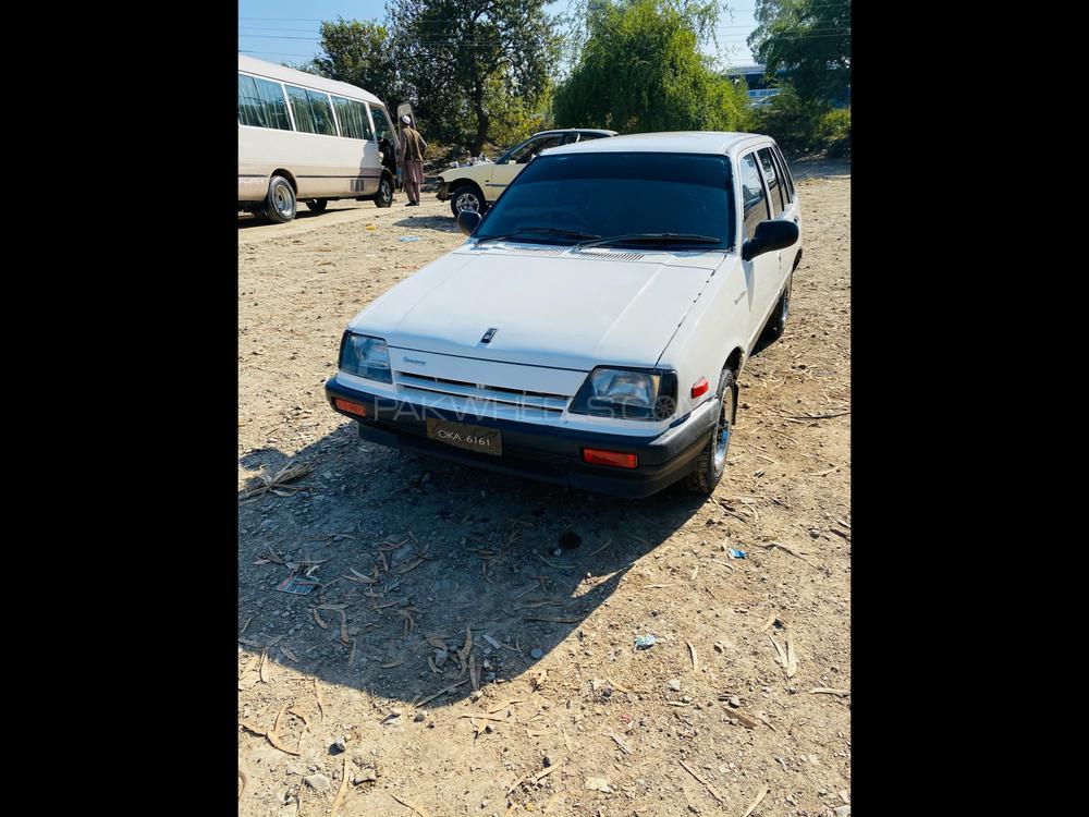 Suzuki Khyber Limited Edition 1990 Image-1