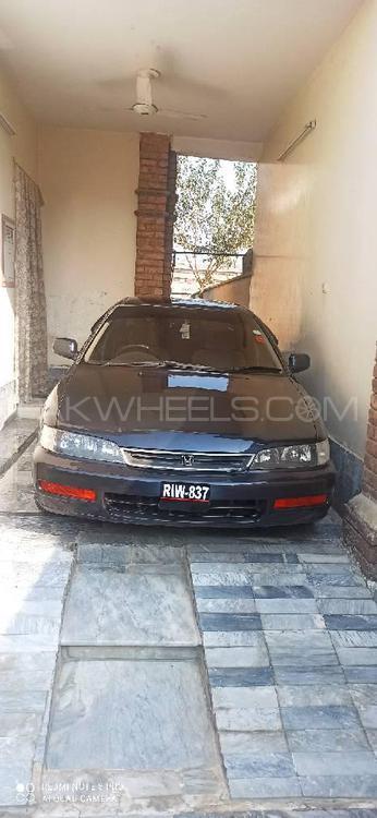 Honda Accord EX 1994 Image-1