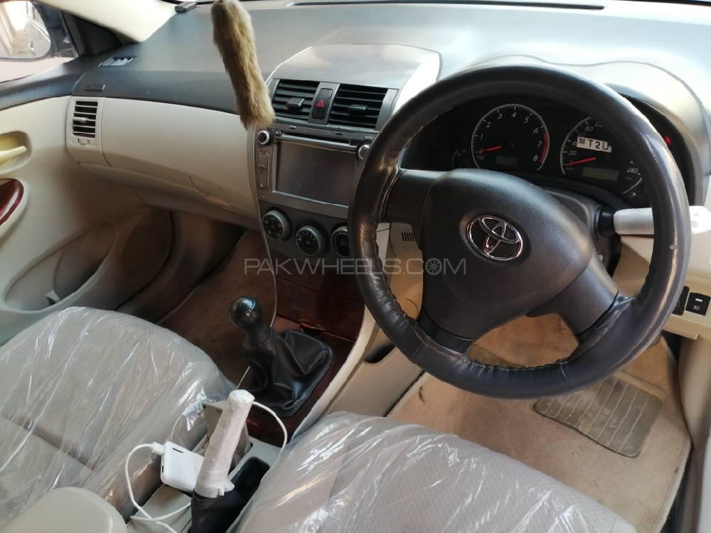 Toyota Corolla GLi Limited Edition 1.3 VVTi 2013 Image-1