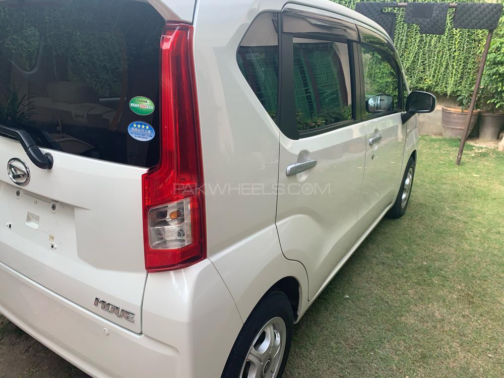Daihatsu Move Custom X SA 2017 Image-1