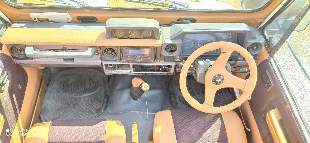Jeep CJ 5 3.7 1984 Image-1