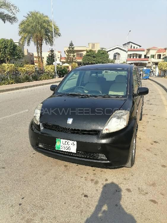 Toyota Passo G F Package 2005 Image-1