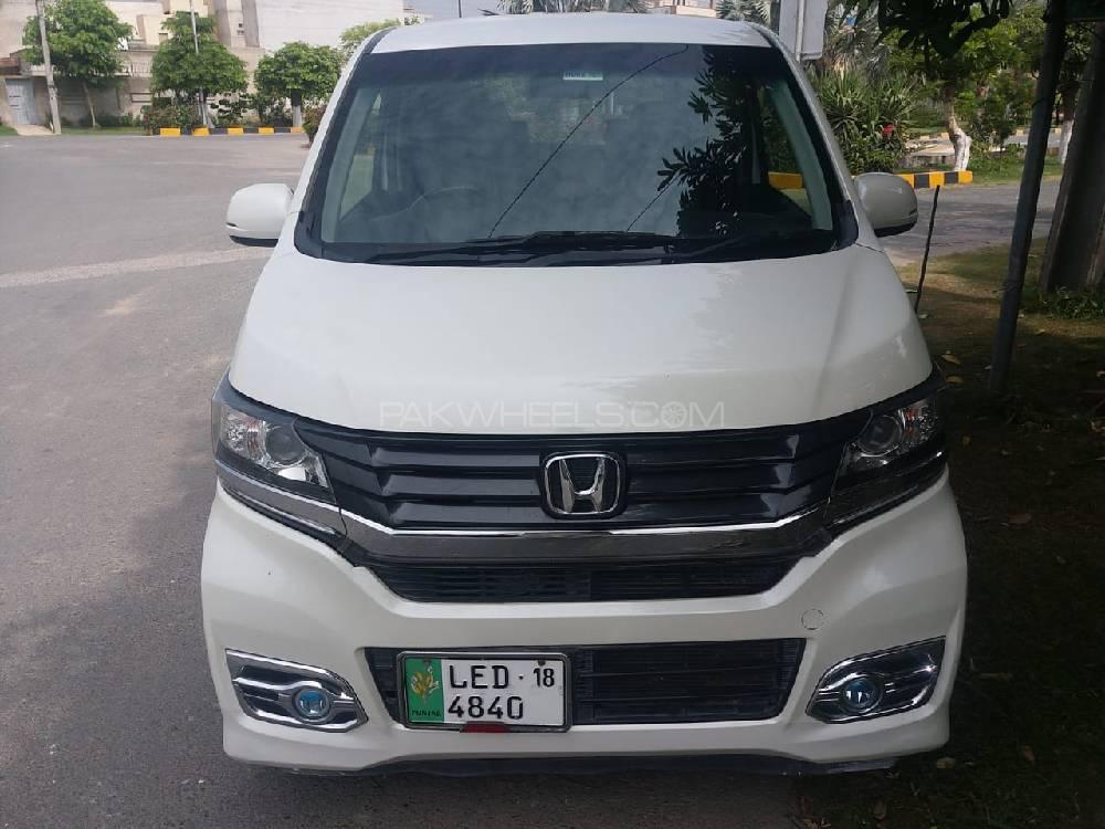 Honda N Wgn Custom G 2018 Image-1
