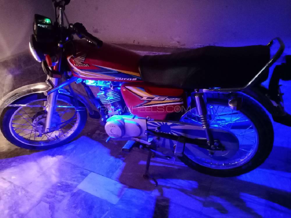 Honda CG 125 2019 Image-1