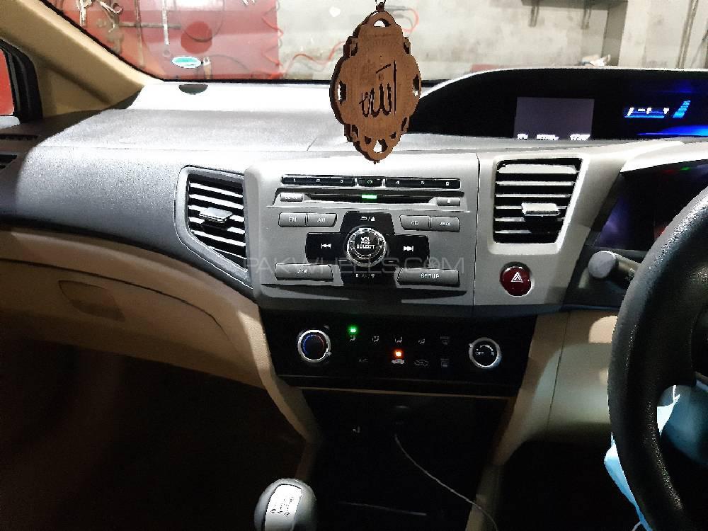 Honda Civic VTi 1.8 i-VTEC 2016 Image-1