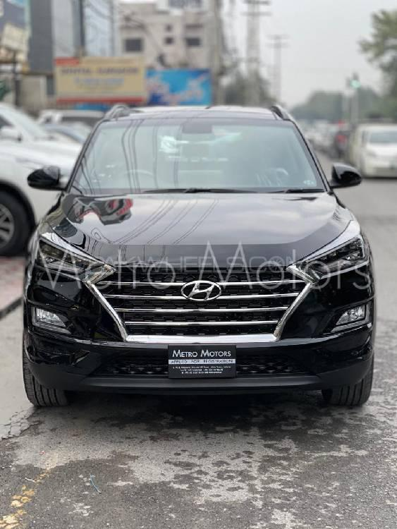 ہیونڈائی ٹوسان AWD A/T Ultimate 2020 Image-1