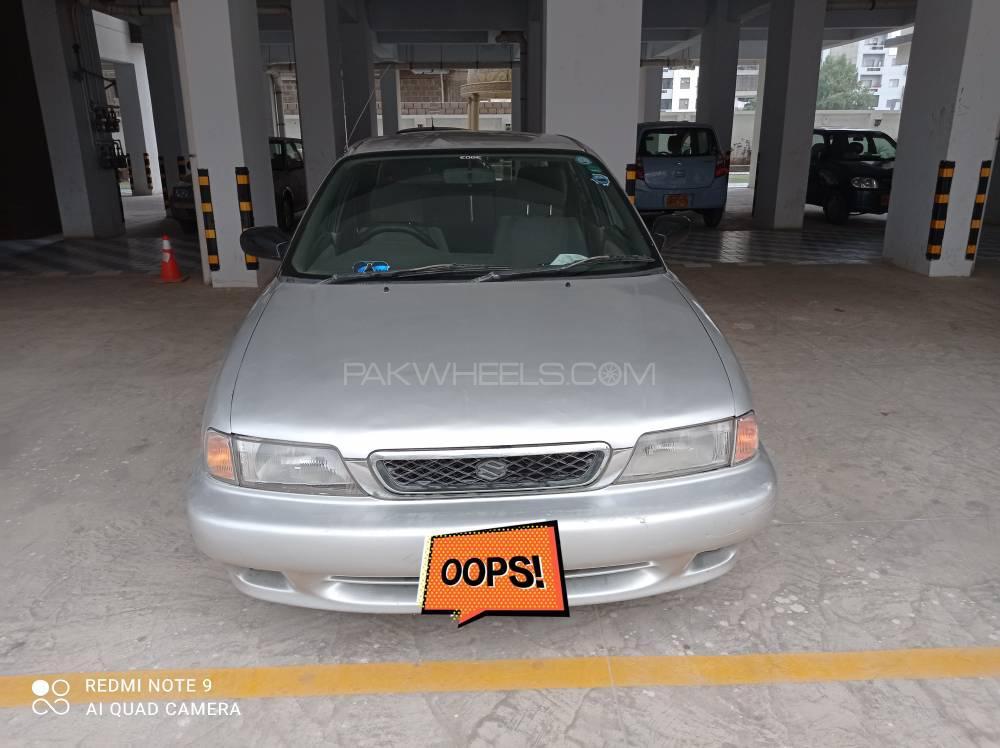 Suzuki Baleno GL 1999 Image-1