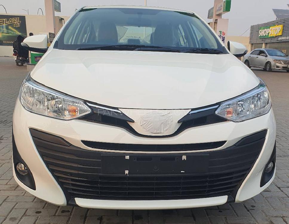 Toyota Yaris ATIV MT 1.3 2020 Image-1