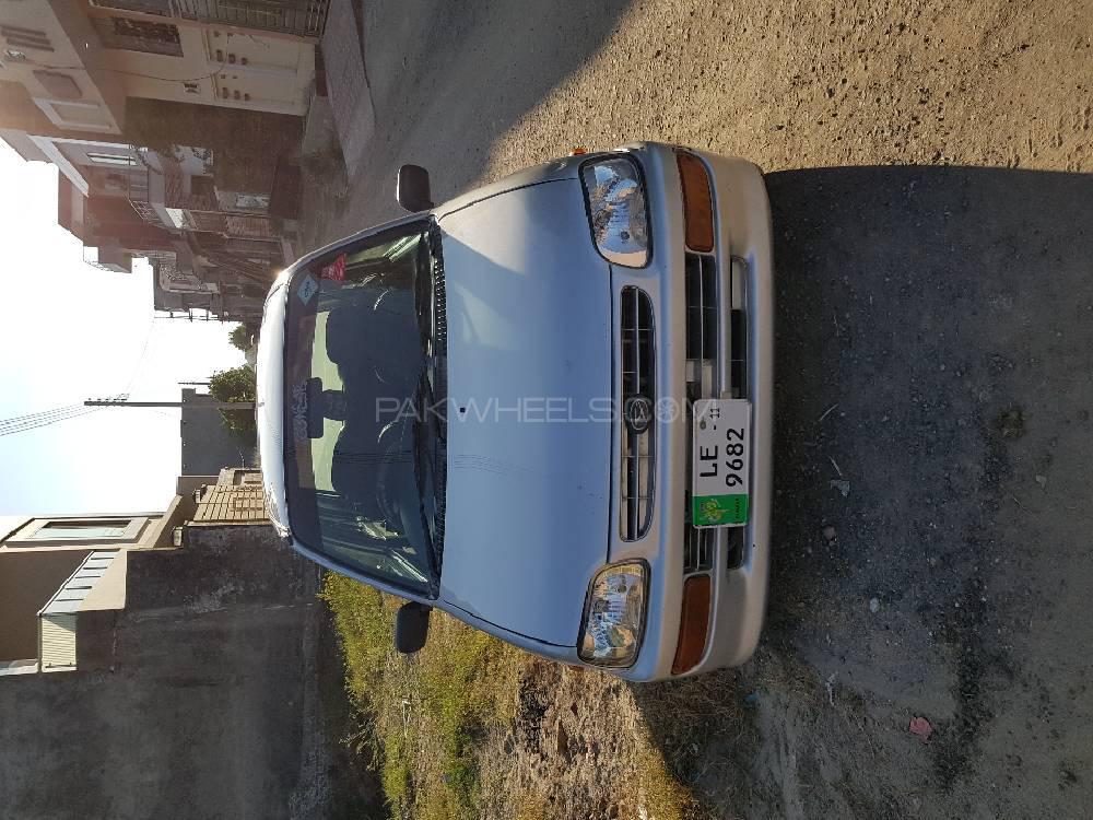 ڈائی ہاٹسو کورے CX ایکو 2011 Image-1