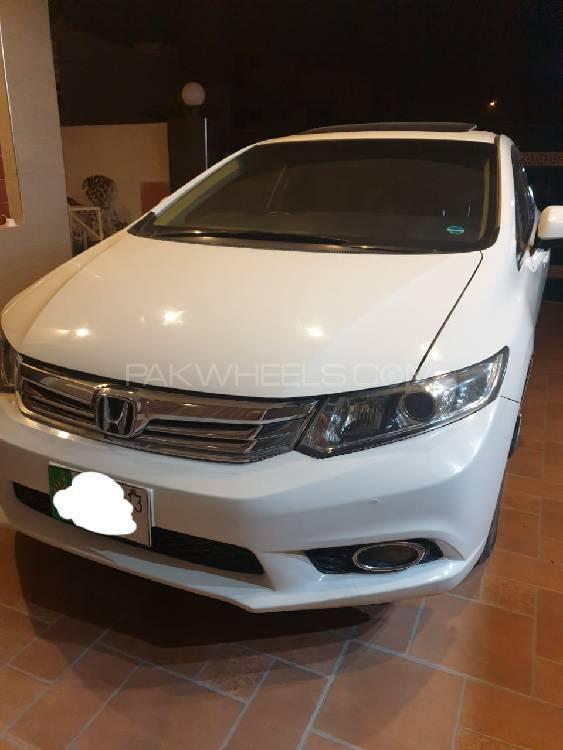 Honda Civic Oriel Prosmatec UG 2013 Image-1