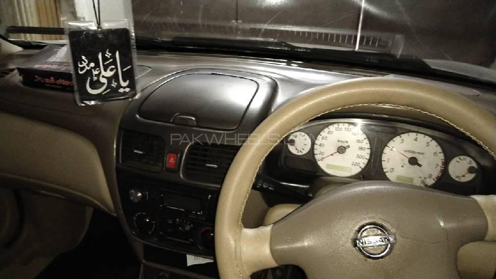 Nissan Sunny EX Saloon 1.3 2005 Image-1