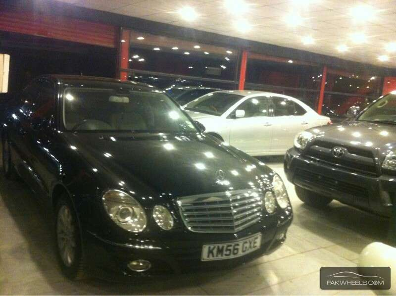 Mercedes Benz E Series 2006 For Sale In Islamabad Pakwheels
