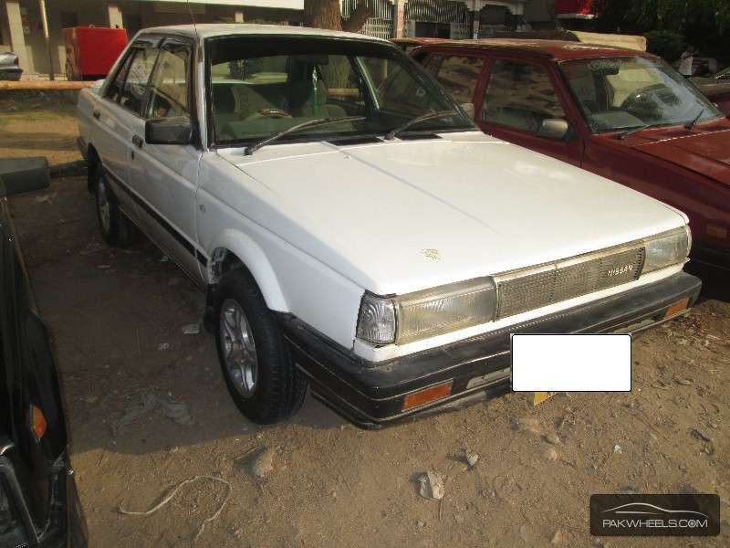 Nissan Sunny 1988 Image-3