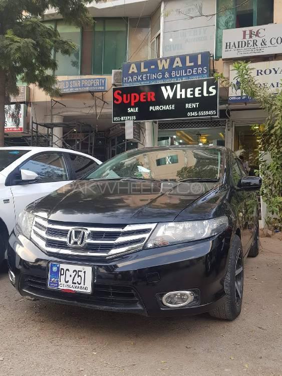 Honda City 1.3 i-VTEC 2009 Image-1