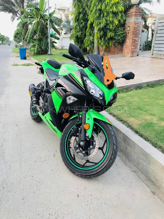 چینی موٹر سائیکل OW Ninja 300cc 2013 Image-1