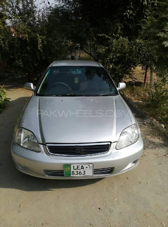 Honda Civic EXi Automatic 2001 Image-1