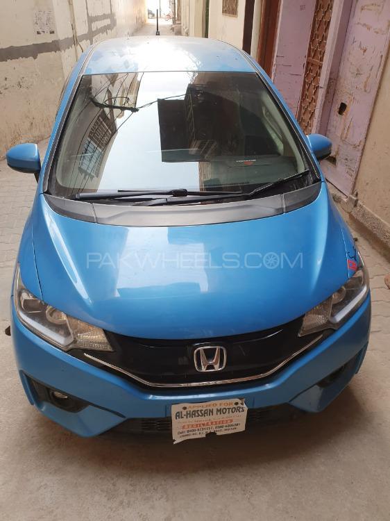 Honda Fit 2014 Image-1