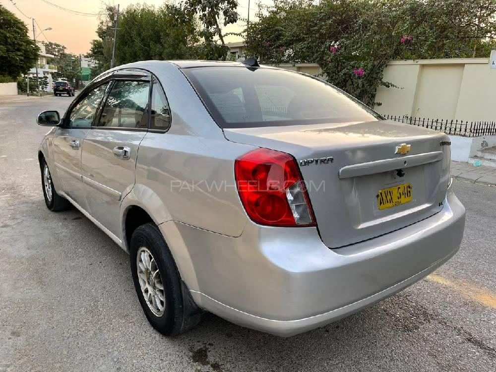 Chevrolet Optra 1.4 2007 Image-1