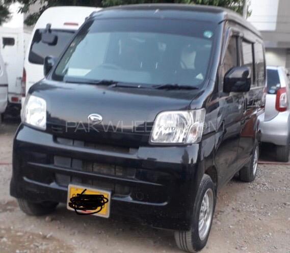 Daihatsu Hijet Special 2012 Image-1