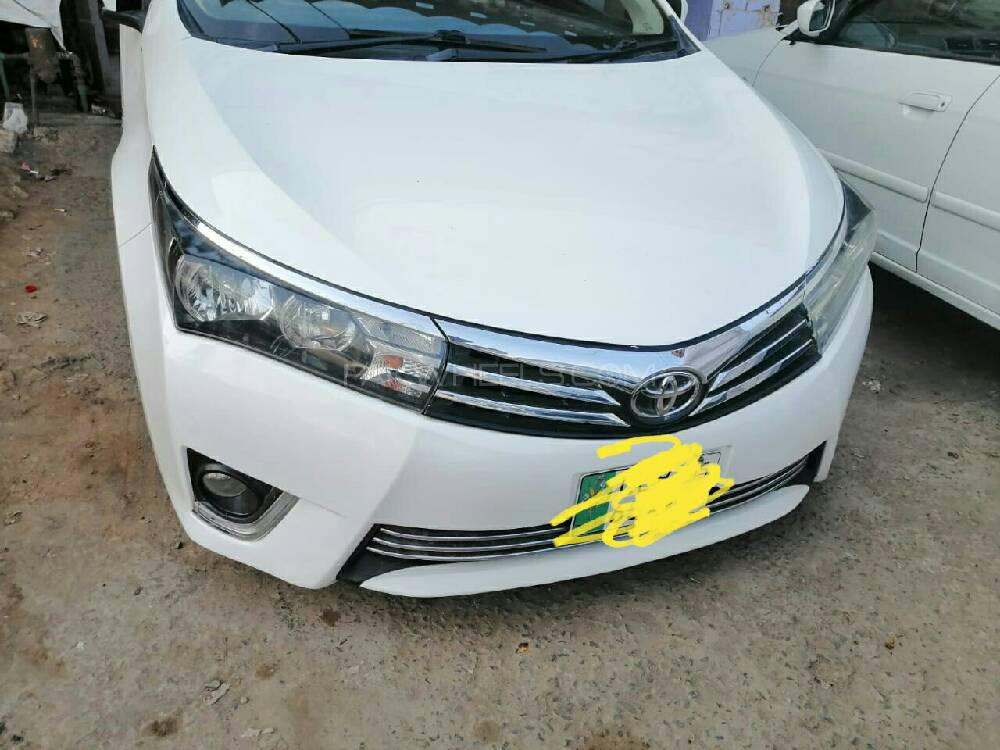 Toyota Corolla Altis 1.8 2015 Image-1