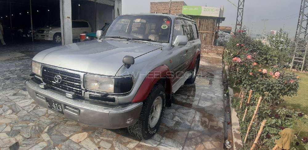 Toyota Land Cruiser VX Limited 4.5 1994 Image-1
