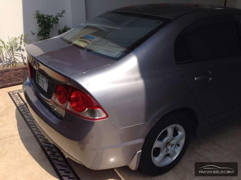 Honda Civic VTi Oriel 1.8 i-VTEC 2008 Image-5
