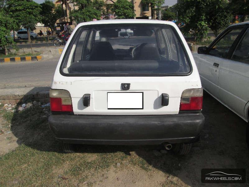 Suzuki Mehran 1997 Image-4