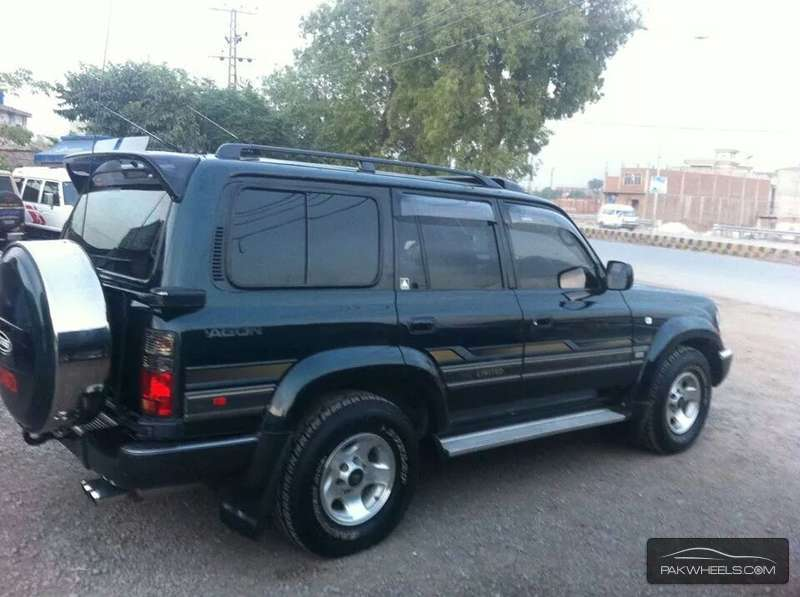 Toyota Land Cruiser Vx Limited 4 7 1993 For Sale In