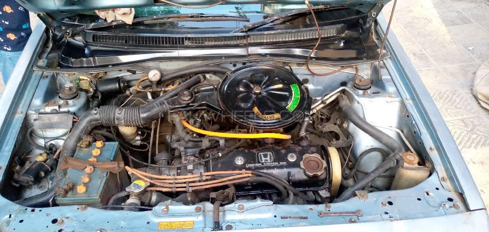 Honda Civic EXi 1986 Image-1
