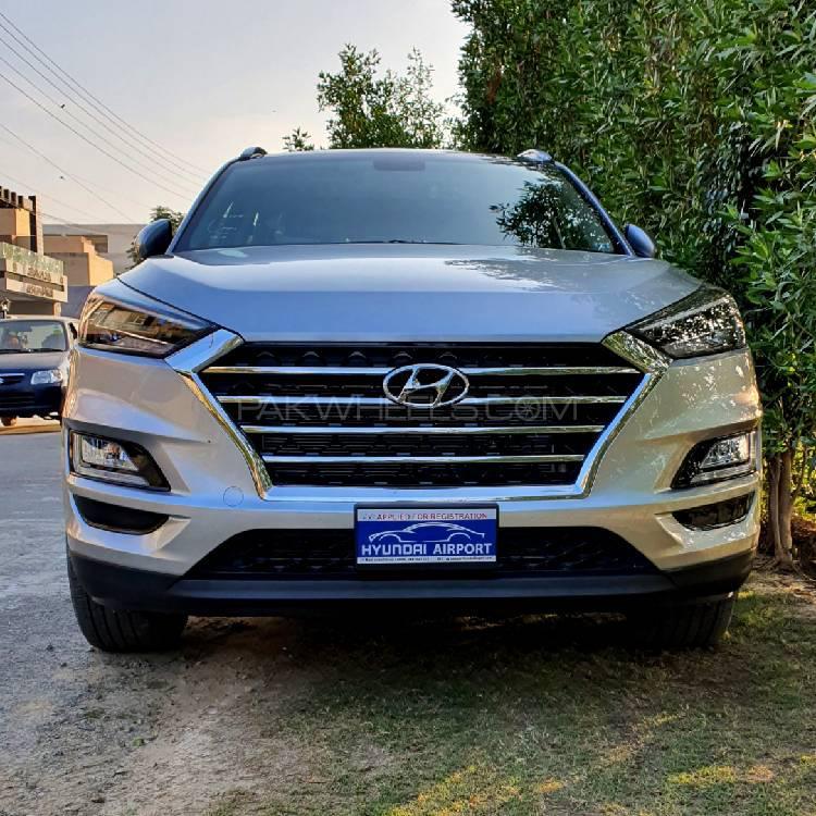 Hyundai Tucson AWD A/T Ultimate 2020 Image-1