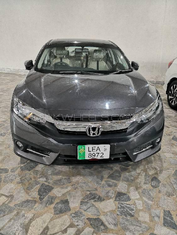 Honda Civic 1.8 i-VTEC CVT 2020 Image-1