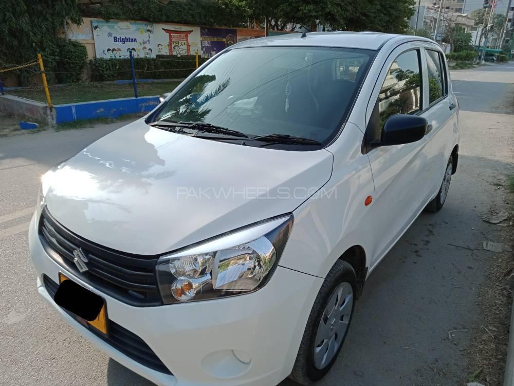 Suzuki Cultus VXR 2018 Image-1