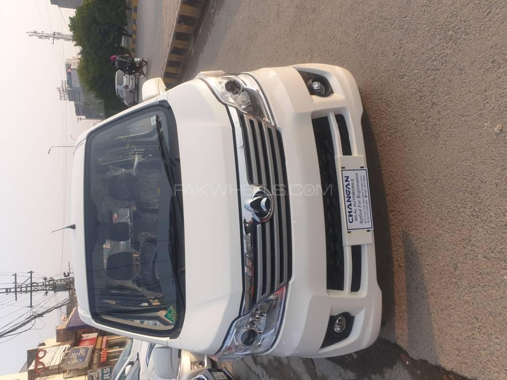 Changan Karvaan Base Model 1.0 2020 Image-1