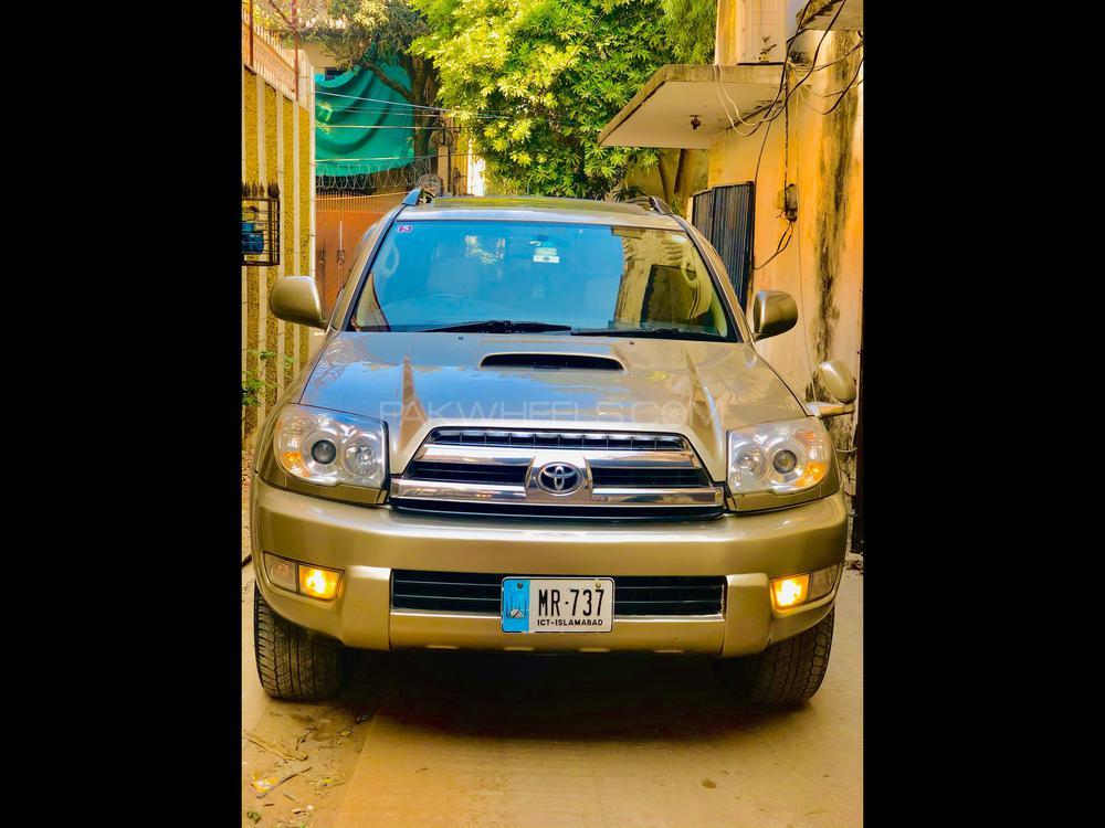 Toyota Surf SSR-G 3.0D 2005 Image-1