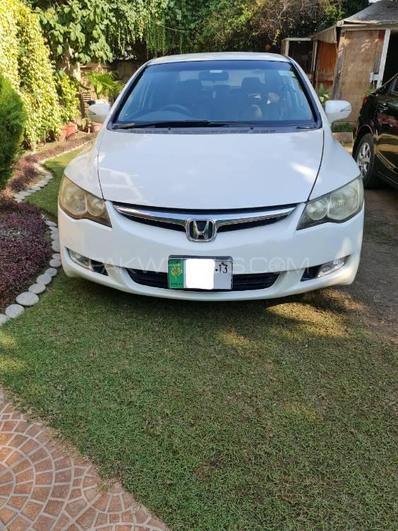 Honda Civic Hybrid MXB 2006 Image-1