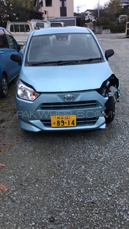 Toyota Pixis Epoch 2017 Image-1
