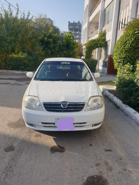 Toyota Corolla X Assista Package 1.5 2002 Image-1