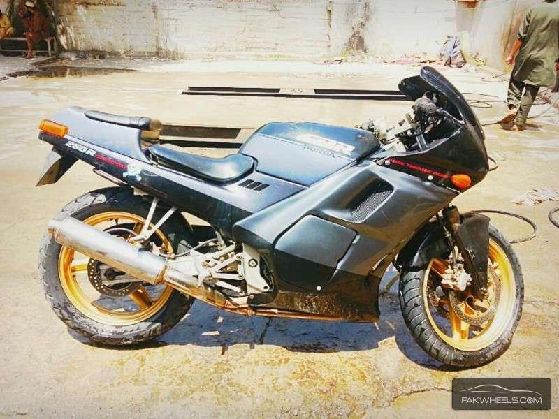 bike question regarding registration/customs etc...? - honda cbr250 rr 1996 4473718