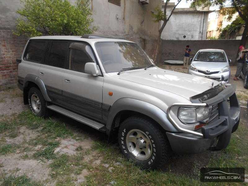 toyota land cruiser 1996 for sale in lahore pakwheels. Black Bedroom Furniture Sets. Home Design Ideas