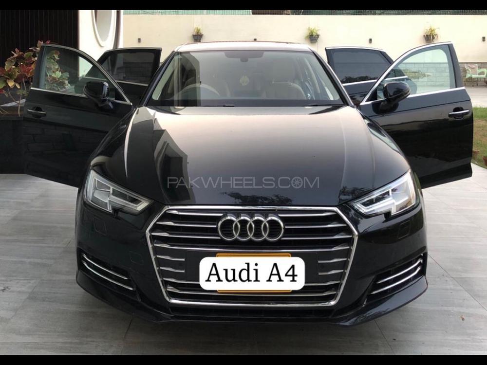 Audi A4 For Sale In Pakistan Pakwheels