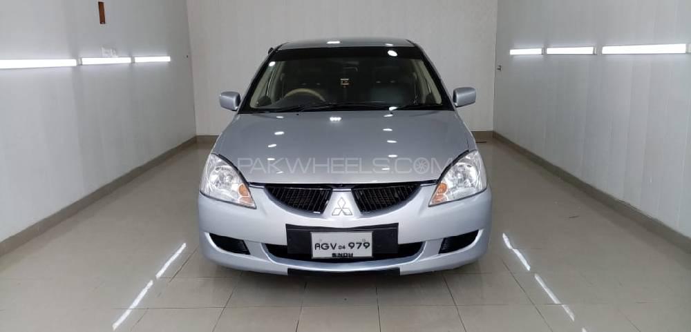 Mitsubishi Lancer GLX Automatic 1.6 2004 Image-1