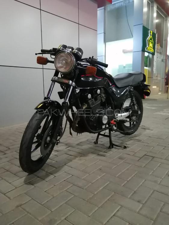 سوزوکی GS500E 1991 Image-1