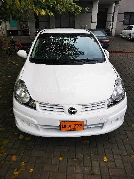 Nissan AD Van 1.5 DX 2007 Image-1