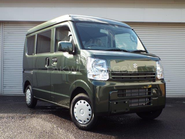 Suzuki Every every single body engine suspension parts are available  Image-1